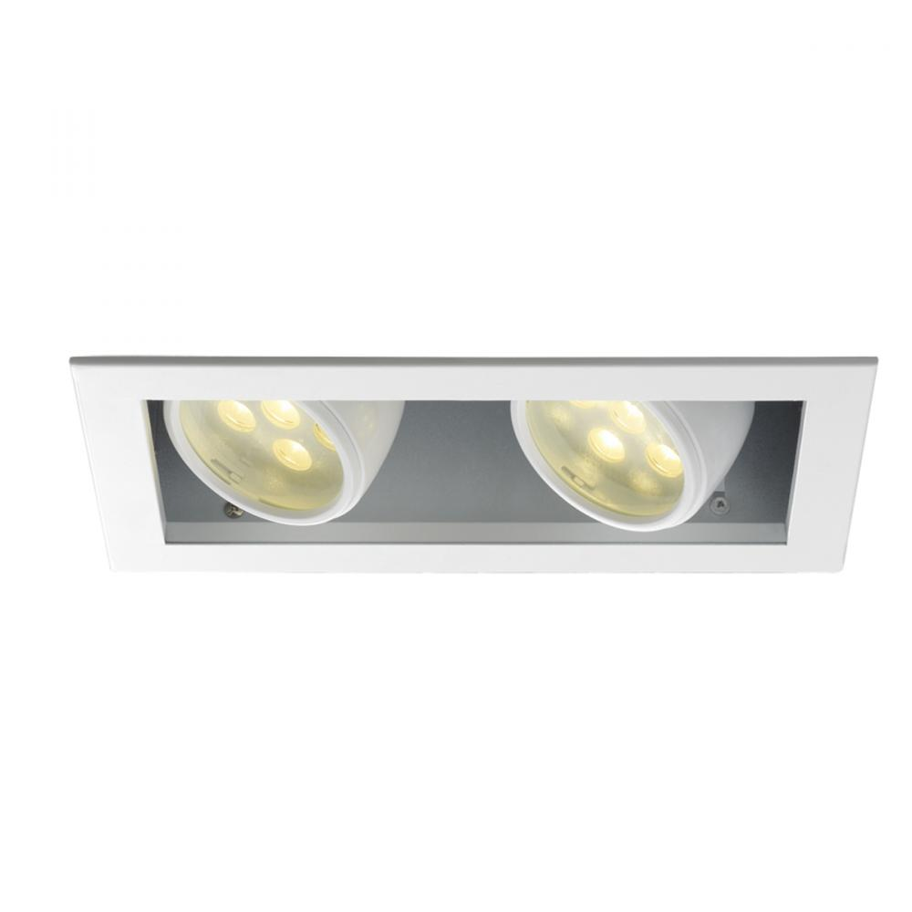 Recessed Directional Lighting Fixtures : Led mt in housings w deg p n marion davis inc